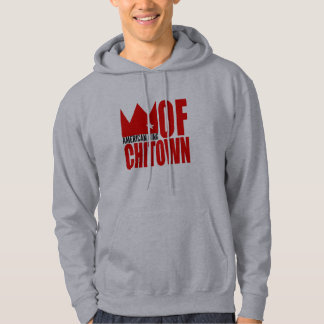 MIMS Apparel -  American King of Chi-Town Hoodie