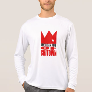 MIMS Apparel -  American King of Chi-Town T-Shirt