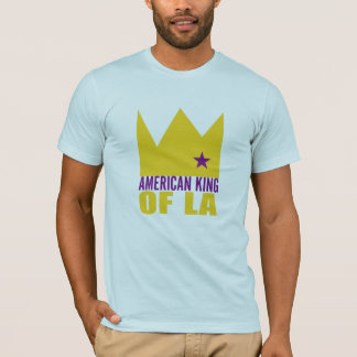 MIMS Apparel -  American King of L.A. T-Shirt