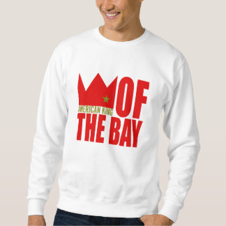 MIMS Apparel -  American King of The Bay Pull Over Sweatshirts