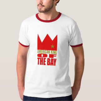 MIMS Apparel -  American King of The Bay Tshirts