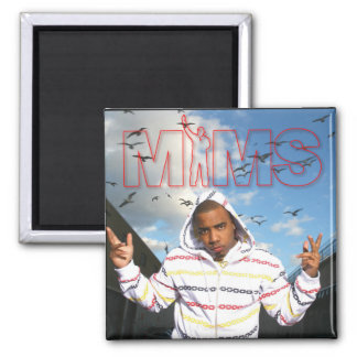 MIMS Magnet -  Sky's the Limit