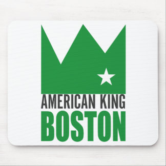 MIMS Mousepad - American King of Boston