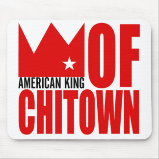 MIMS Mousepad - American King of Chi-Town