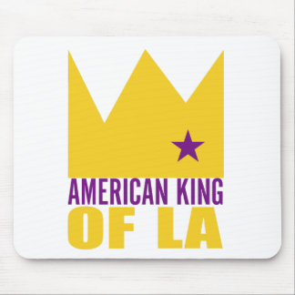 MIMS Mousepad - American King of L A