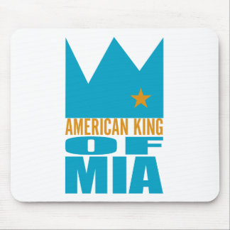 MIMS Mousepad - American King of MIA