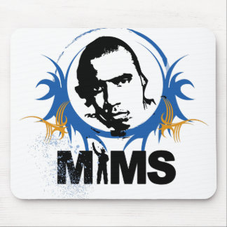 MIMS Mousepad - MIMS Image Framed - Exclusive