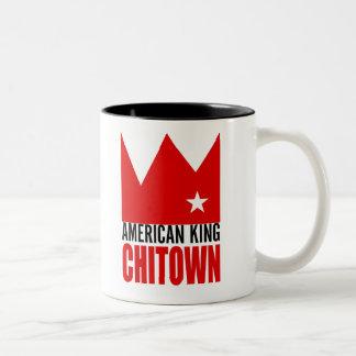 MIMS Mug -  American King of Chi-Town
