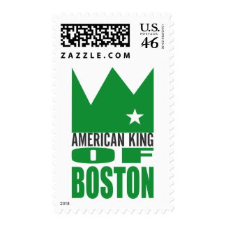 MIMS Stamps -  American King of Boston