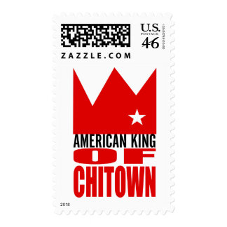 MIMS Stamps -  American King of Chitown