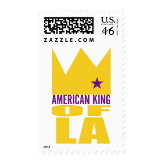 MIMS Stamps -  American King of L.A.