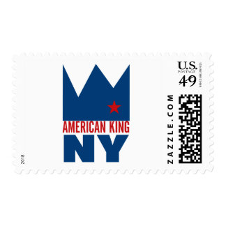 MIMS Stamps -  American King of NY