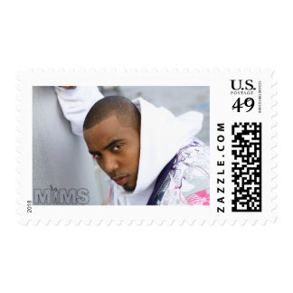 MIMS Stamps -  Hoodie Gaze