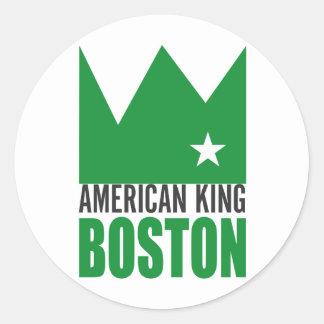 MIMS Sticker -  American King of Boston