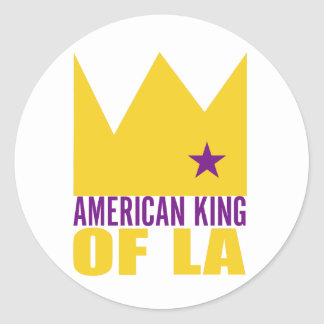 MIMS Sticker -  American King of L.A.