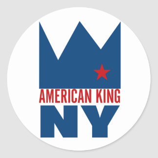 MIMS Sticker -  American King of NY