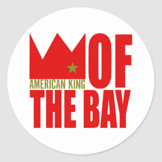 MIMS Sticker -  American King of The Bay
