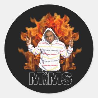 MIMS Sticker -  Eternal Flame