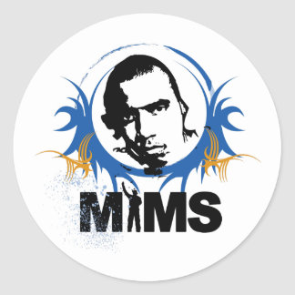 MIMS Sticker -  MIMS Image Framed - Exclusive