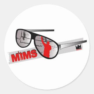 MIMS Sticker -  Shades - Exclusive