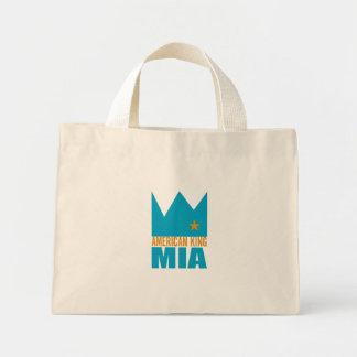 MIMS Totebag -  American King of MIA Tote Bags