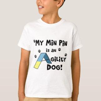 Min Pin Agility Dog T-Shirt
