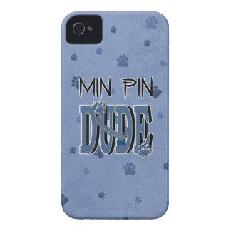 Min Pin DUDE iPhone 4 Case-Mate Case