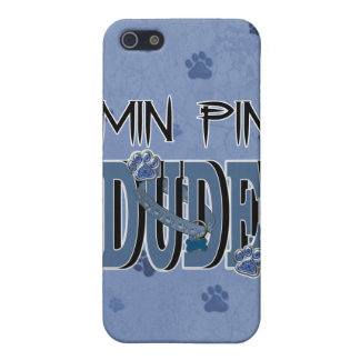 Min Pin DUDE iPhone 5 Cover