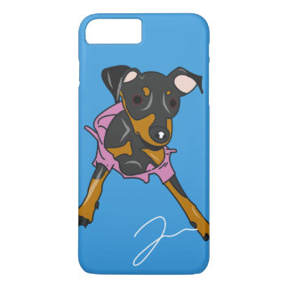 Min Pin in Trouble iPhone 8 Plus/7 Plus Case