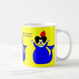 Min svigermor er en havfrue coffee mug