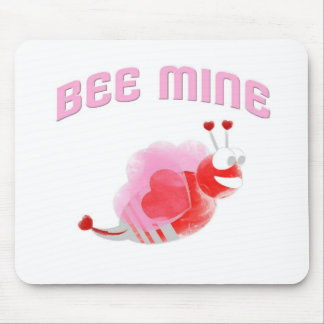 Mina de la abeja alfombrilla de ratones