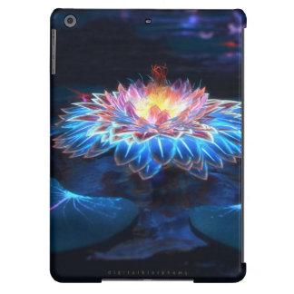 Mina de oro (noche) (aire del iPad) Funda Para iPad Air