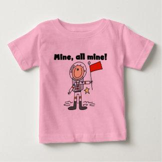 Mina del astronauta todas las camisetas y regalos remeras