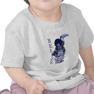Mina dulce del o del niño camisetas