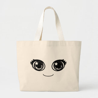 Mina Sparkles Canvas Bag