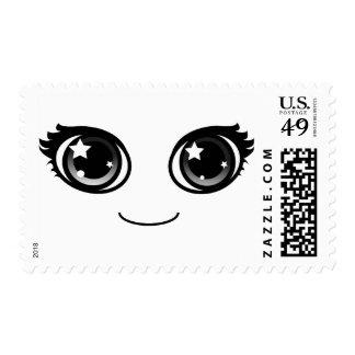 Mina Sparkles Postage