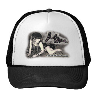 Mina Trucker hat