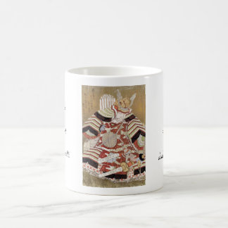 Minamoto no Yorimitsu, from the series Warriors Coffee Mug