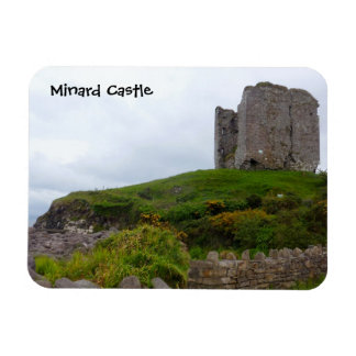 Minard Castle Ruins Magnet