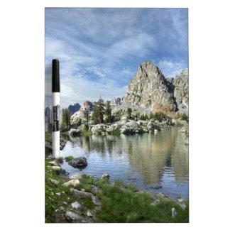 Minaret Lake - Ansel Adams Wilderness - Sierra Dry-Erase Board