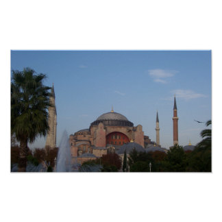 Minarets and More Poster