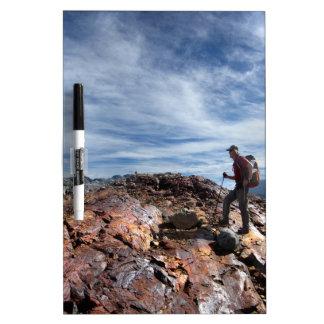 Minarets - Ansel Adams Wilderness - Sierra Nevada Dry Erase Board