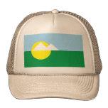 Minas Gerais de los claros de Montes, el Brasil Gorros Bordados