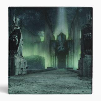 """Minas Morgul Carpeta 1 1/2"""""""