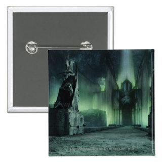 Minas Morgul Pin Cuadrada 5 Cm