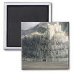 Minas Tirith Fridge Magnets