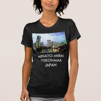 minatomirai i-love-yokohama_old-style shirt