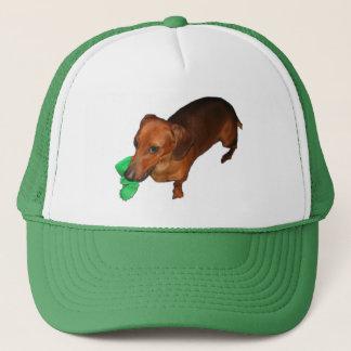 Minature Dachshund Trucker Hat