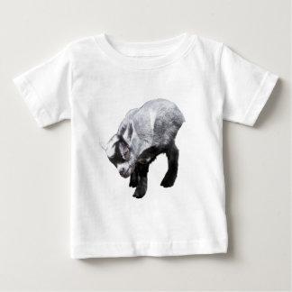 Minature Goat Scratching Baby T-Shirt