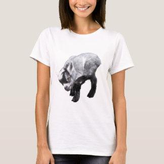 Minature Goat Scratching T-Shirt